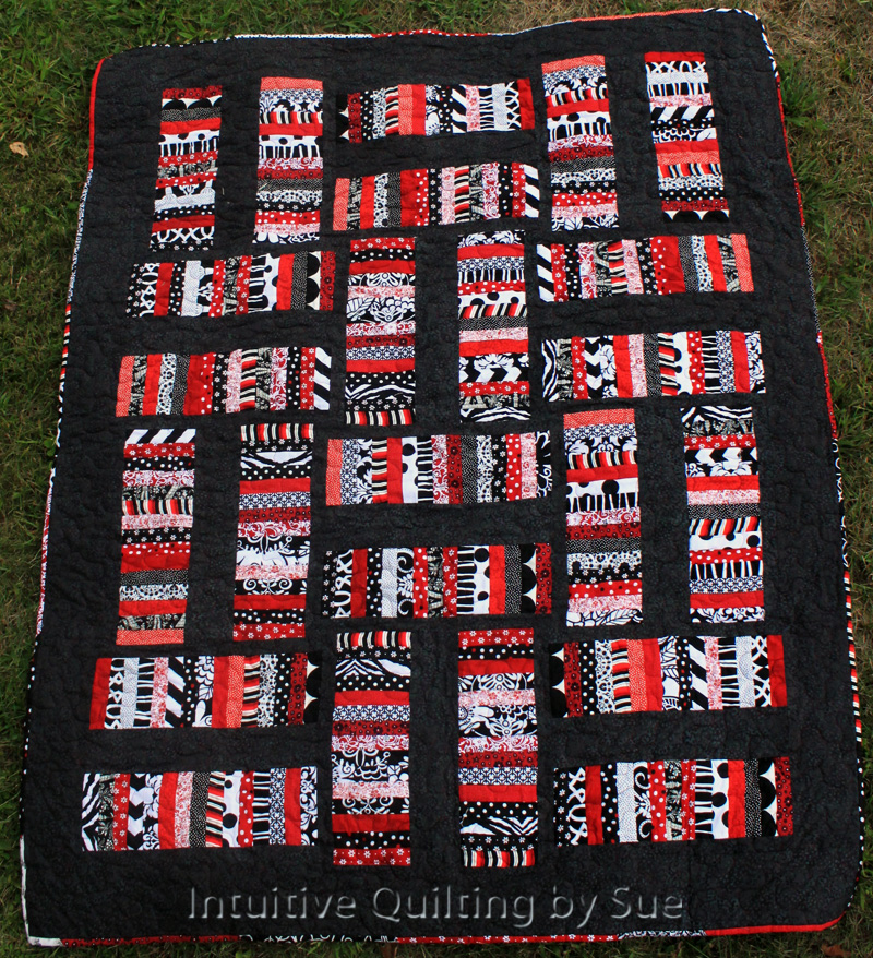 Sport Quilts!!! Intuitive Quilting by Sue